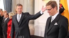 Wulff Westerwelle Diplomatische Korps