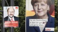 Die Hälfte der Deutschen wünscht sich eine CDU-Regierung