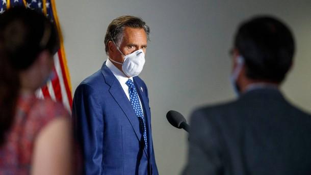 Senatoren wollen Truppenabzug aus Deutschland verhindern