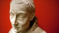 Vom Islam fasziniert: Darstellung des heiligen Franz von Assisi im Diözesanmuseum in Paderborn