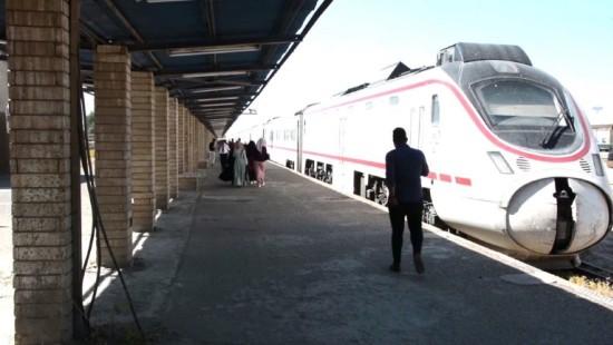 Es fährt ein Zug von Bagdad