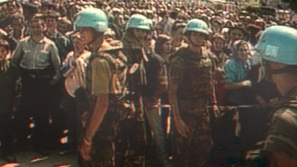 Friedenssicherung durch ein dauerhaftes Provisorium?