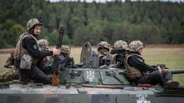 Kongress will Truppenabzug aus Deutschland stoppen