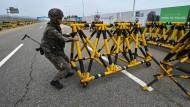 Kim Jong-un versetzt Truppen in Kampfbereitschaft