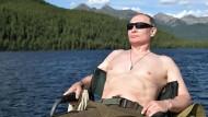 Putin, der Naturbursche
