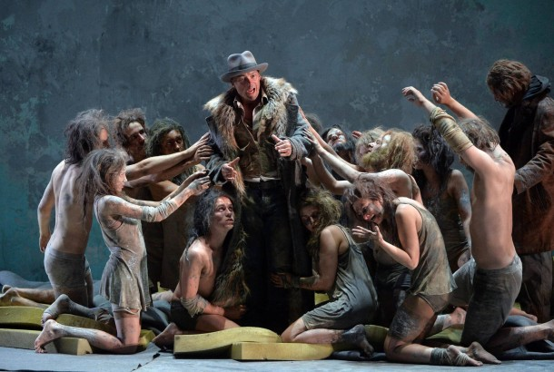Gawain rehearsal - Salzburg Festival