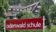 Steht zur Vermarktung an: Odenwaldschule