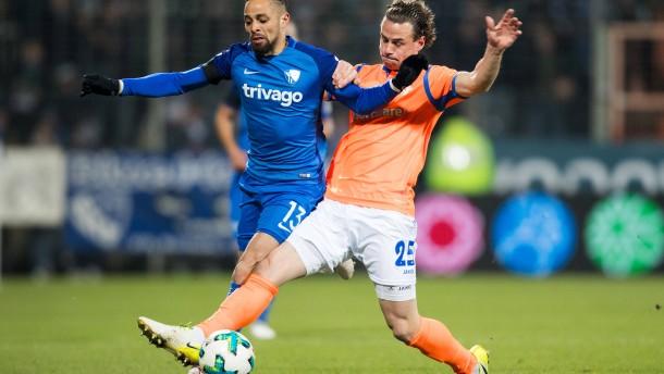 VfL Bochum stoppt Talfahrt