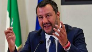 Salvini erklärt Zusammenarbeit für gescheitert