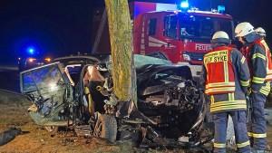 Drei Tote bei schwerem Unfall nahe Bremen
