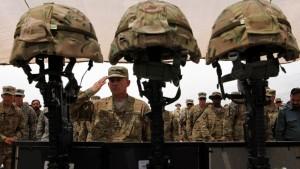 Nato bekräftigt Verbleib in Afghanistan bis Ende 2014