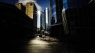 Deutsche Bank in der Baisse