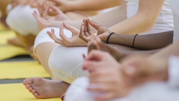 Yogakurs statt Asthmamittel