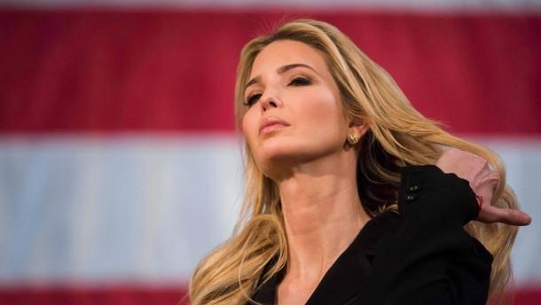 Ivanka Trump macht ihre Modefirma dicht