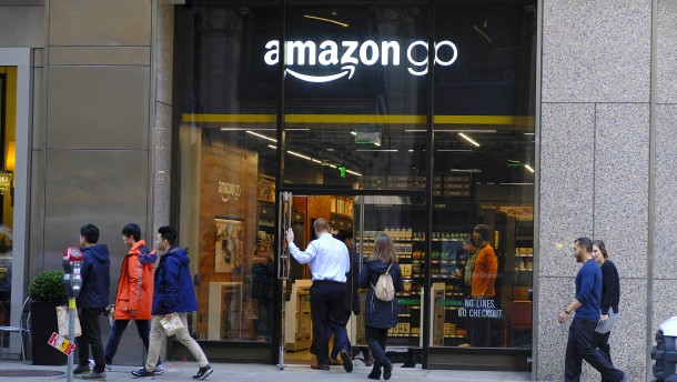 Amazon plant neue Supermarktkette