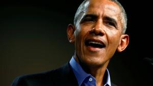 Obama fordert schärferes Waffenrecht