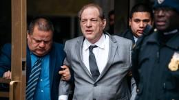 Weinstein Company will Klägerinnen 25 Millionen Dollar zahlen
