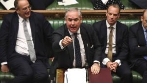"""""""Dieses Parlament ist eine Schande"""""""