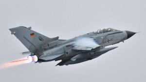 Bundeswehr-Tornados können jetzt auch nachts fliegen