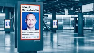 Polizei räumt Marsalek-Villa in München