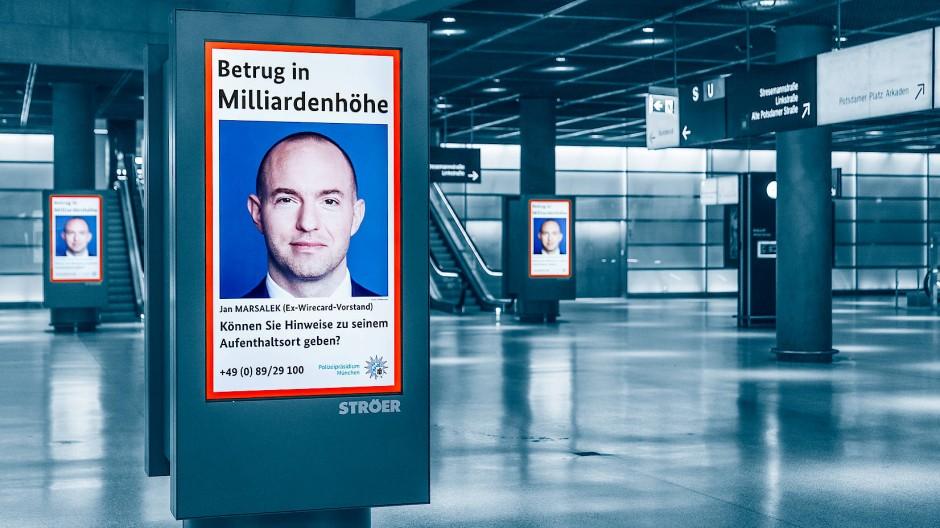 Auch in Berlin wird nach ihm gesucht: Ex-Wirecard-Manager Jan Marsalek