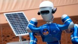 Gerst bekommt Roboter-Unterstützung