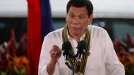 Präsident Duterte beschimpft abermals Obama