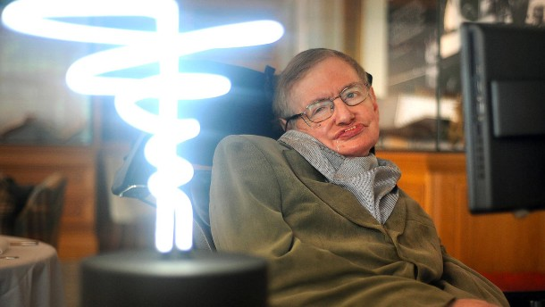 So trauert Twitter um Stephen Hawking