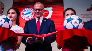 Bayern München eröffnet Büro in Fernost