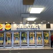 Aus für Karstadt: Am Freitag ist das Kaufhaus zum letzten Mal geöffnet gewesen.