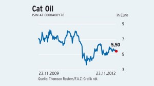 Infografik / Cat Oil