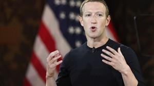 Facebook gibt Enttarnung von russischen Fake-Konten bekannt