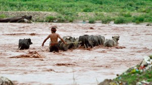 Die schlimmste Flut seit 100 Jahren