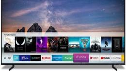 Samsung-Fernseher bekommen iTunes-App