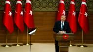 Erdogan in Ankara: Dass sich vieles in der Türkei in den letzten Jahren zum Schlechteren gewendet hat, war auch eine Folge europäischen Wegsehens.