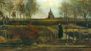 Van Goghs Frühlingserwachen fällt aus