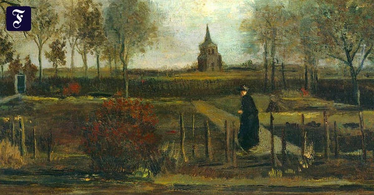 Diebstahl im Museum in Laren: Van Goghs Frühlingserwachen fällt aus