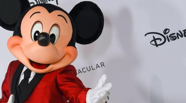 Tolle Idee zum Geburtstag von Mickey Mouse