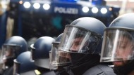 Lohnerhöhung: Besonders Polizisten kommt die Erhöhung zugute.