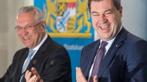 Sind die Politiker in Deutschland glücklich?