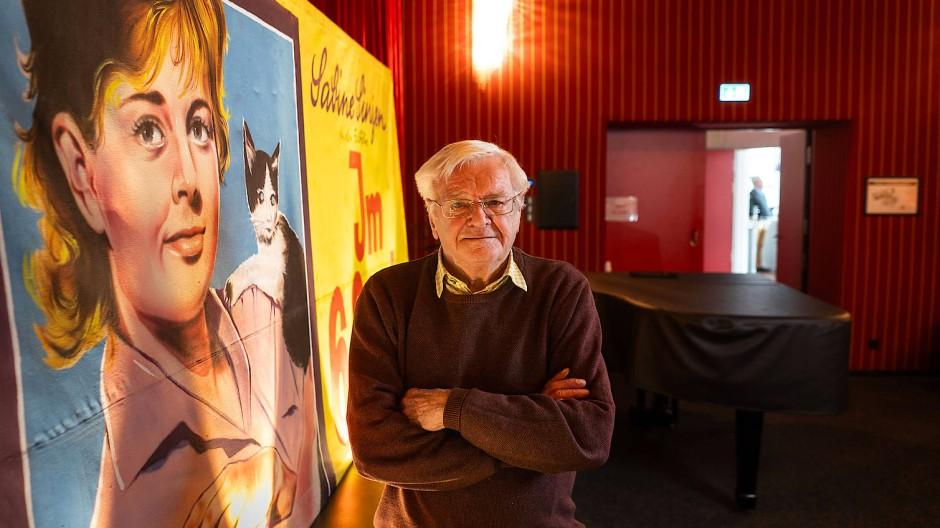 In der Nachkriegszeit versprachen Kinos eine bessere Zukunft. Und Rudi Czech arbeitete mit an der schönen Illusion.
