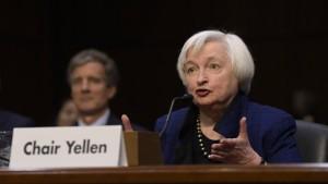 Amerikanische Notenbank hebt Leitzins an