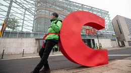 "Greenpeace klaut CDU das ""C"""
