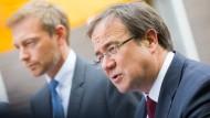 Neue NRW-Regierung soll bis zur Sommerpause stehen