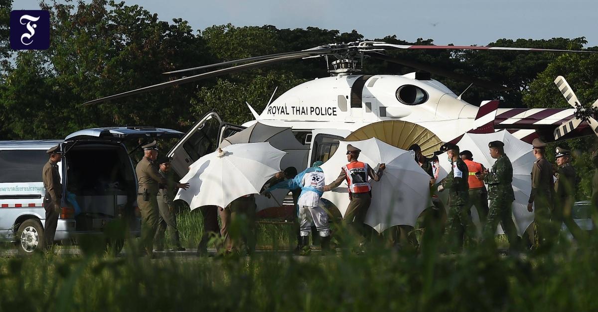 Rettung In Thailand Aktuell