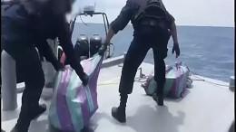 Zwei Tonnen Kokain in Peru beschlagnahmt
