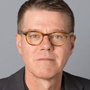 """Andreas Niebel - Portraitaufnahme für das Blaue Buch """"Die Redaktion stellt sich vor"""" der Frankfurter Allgemeinen Zeitung"""