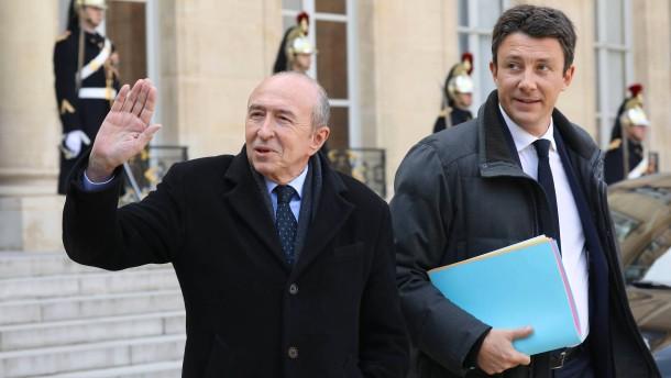 Macron akzeptiert Rücktritt seines Innenminister nun doch