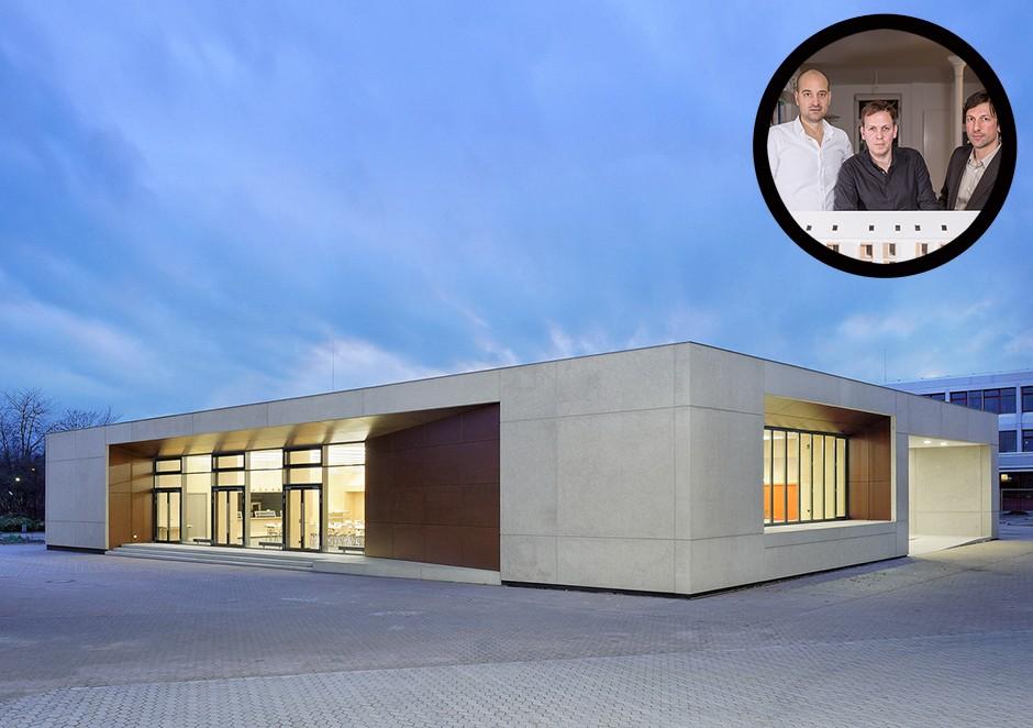 Architekten In Frankfurt ein beispiel das schule macht