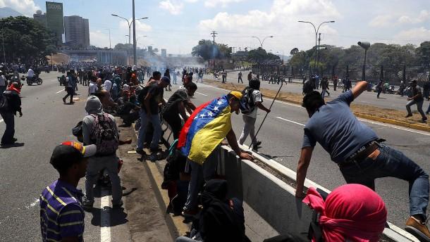 Maduro erklärt Aufstand für gescheitert